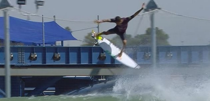 Kelly Slater Wave Pool - Felipe Toledo