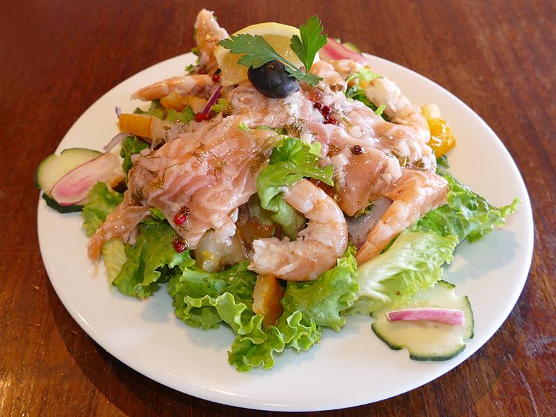 restaurant l'assiette lacanau océan