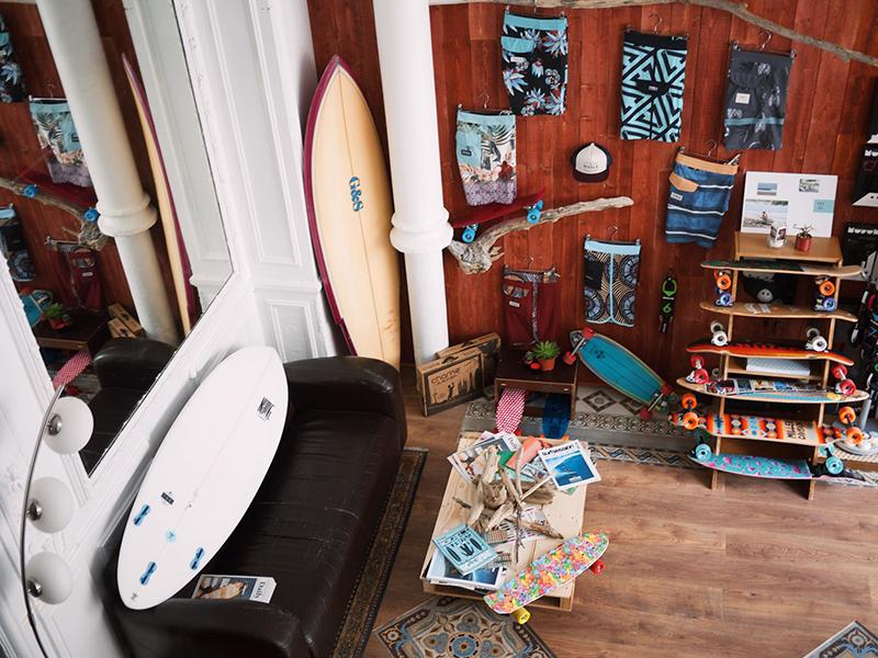 Customind concept store surf shops bordeaux - Concept store bordeaux ...