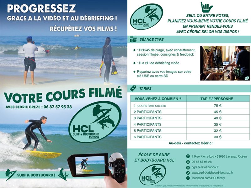 video debriefing film surf body hcl greze
