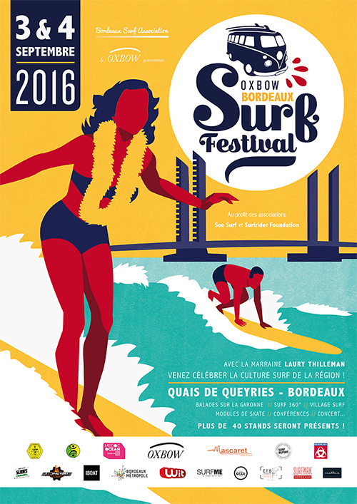 Oxbow Bordeaux Surf Festival