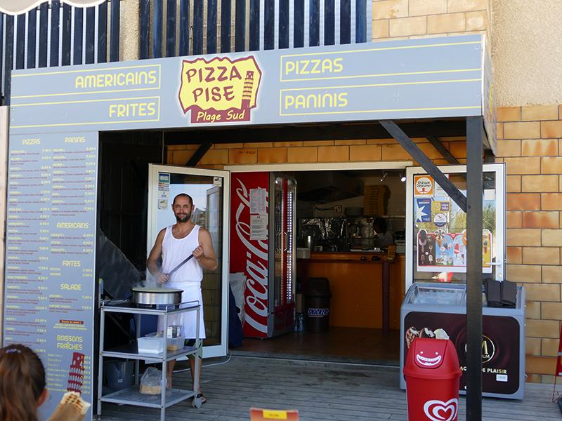 pizzeria pizza pise lacanau la sud