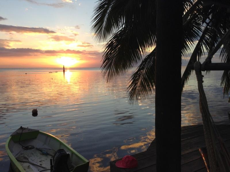 Noël à Tahiti avec Geoff Henno