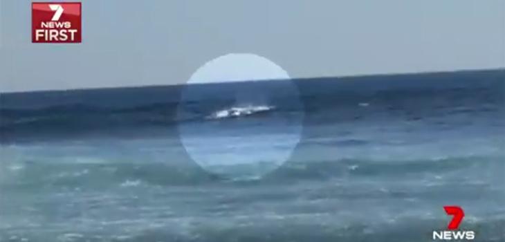 Gracetown - shark attack