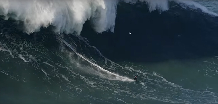 Gigantic Wave - Tom Butler - Nazaré