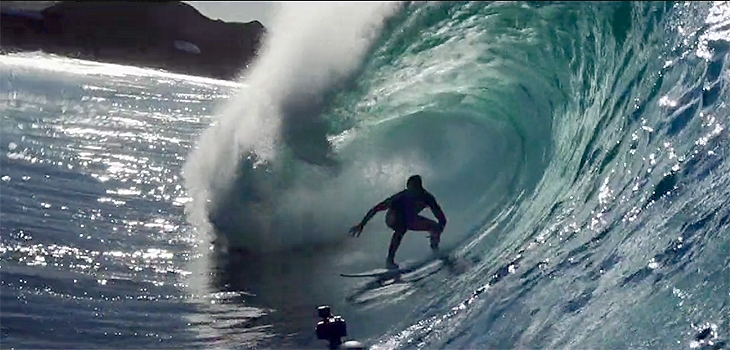VIDEO DU JOUR | Luis Diaz - Atlantic Stone