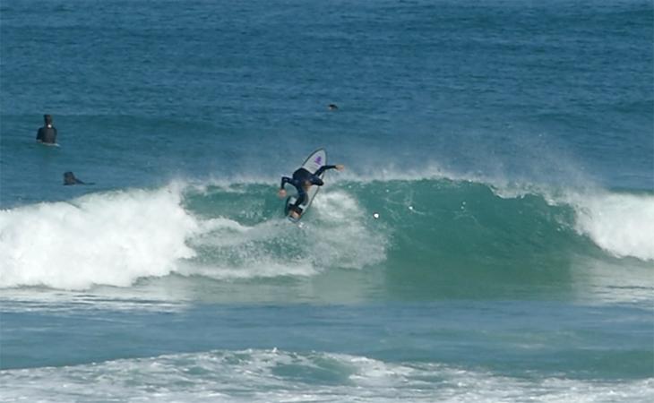 Lacanau Surf Report Vidéo - Dimanche 13 Juin 11H30
