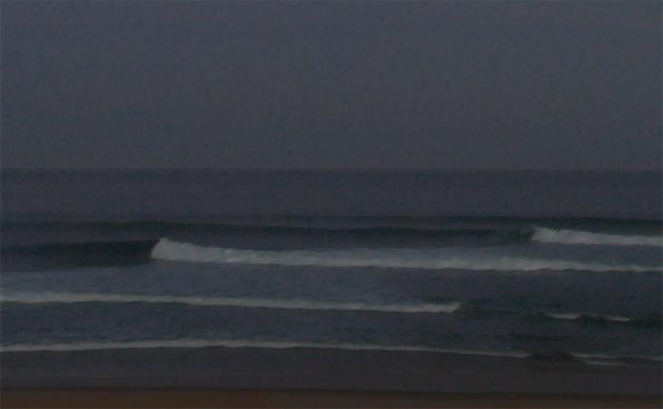 Lacanau Surf Report Vidéo - Lundi 14 Juin 6H