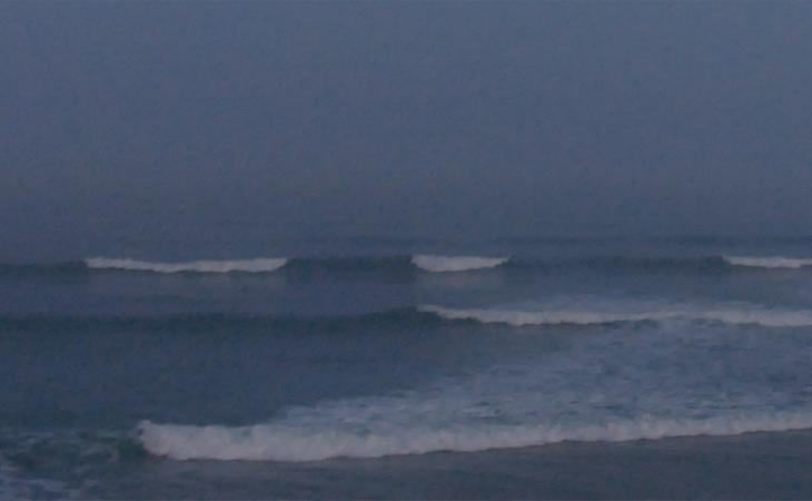 Lacanau Surf Report Vidéo - Mardi 15 Juin 6H