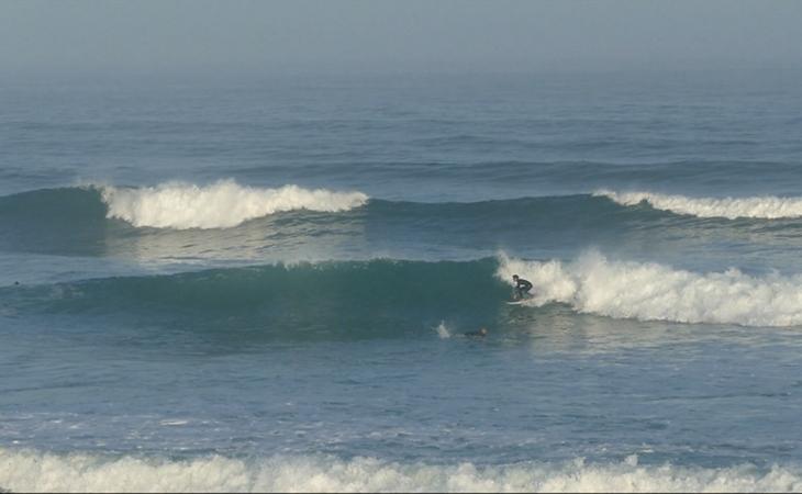 Lacanau Surf Report Vidéo - Mardi 15 Juin 7H50