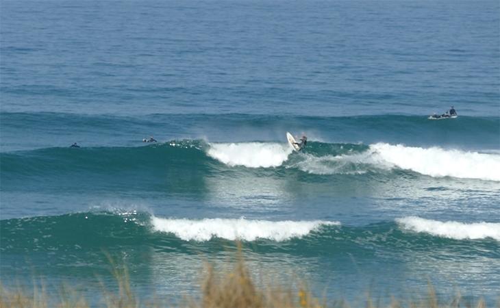 Lacanau Surf Report Vidéo - Mardi 15 Juin 11H30