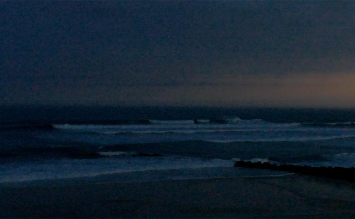 Lacanau Surf Report Vidéo - Mercredi 16 Juin 6H