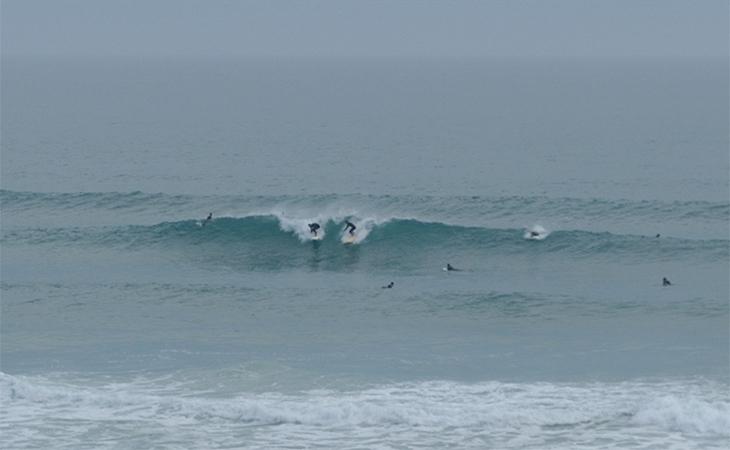Lacanau Surf Report Vidéo - Mercredi 16 Juin 7H50