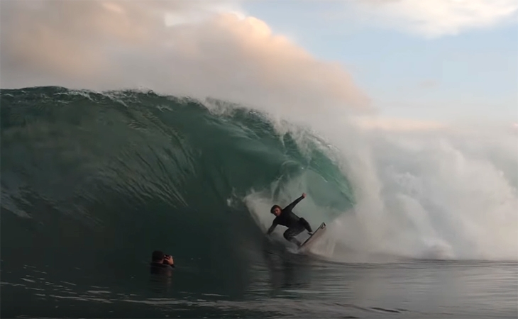 VIDEO DU JOUR | Noa Deane – Flipper Clip