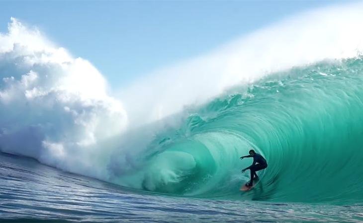 Surfing Highlights - Côte Est