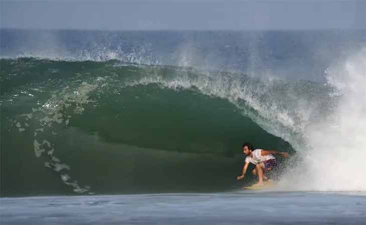VIDEO DU JOUR | Mason Ho Surfing Mexico