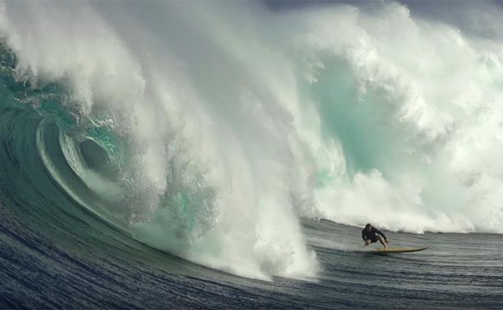 VIDEO DU JOUR | Sessions - Monster Waves