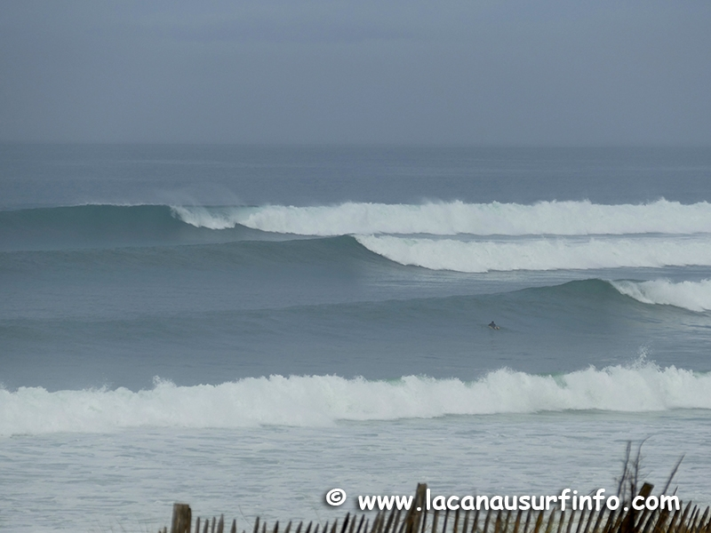 Swell ouragan Larry - 15 septembre 2021