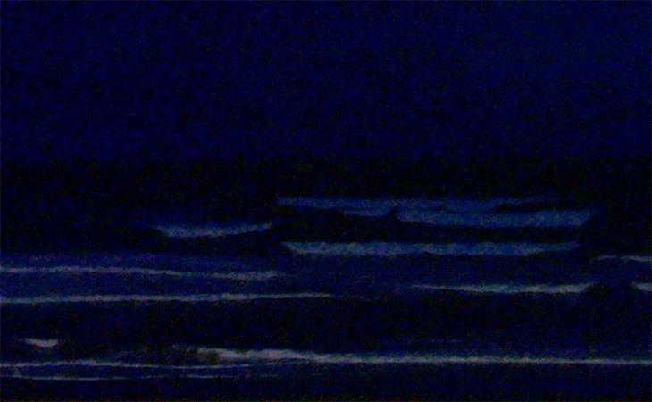 Lacanau Surf Report Vidéo - Lundi 20 Septembre 7H20