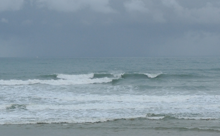 Lacanau Surf Report Vidéo - Lundi 20 Septembre 8H15
