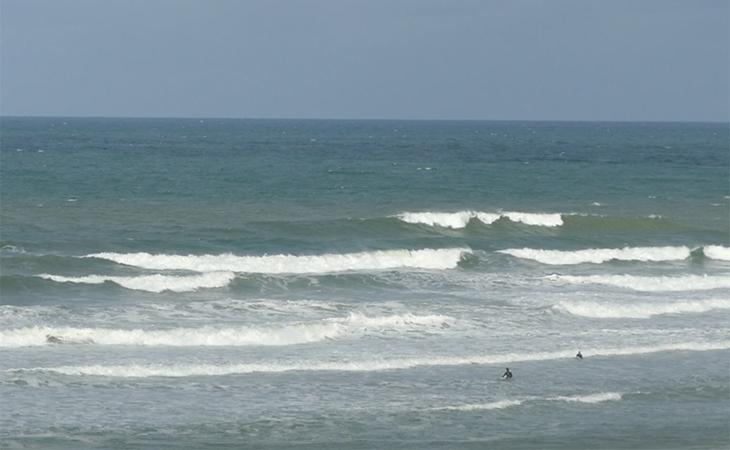 Lacanau Surf Report Vidéo - Lundi 20 Septembre 11H30