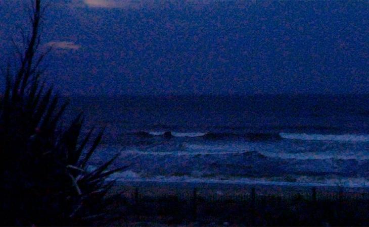 Lacanau Surf Report Vidéo - Mardi 21 Septembre 7H20