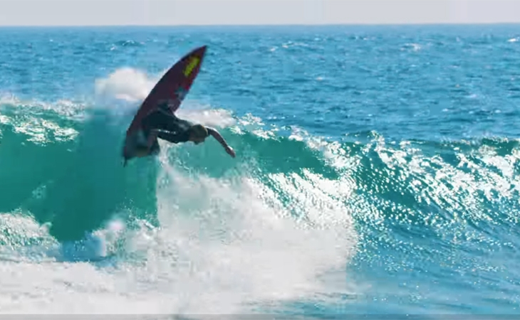Tapping the Well - John John Florence