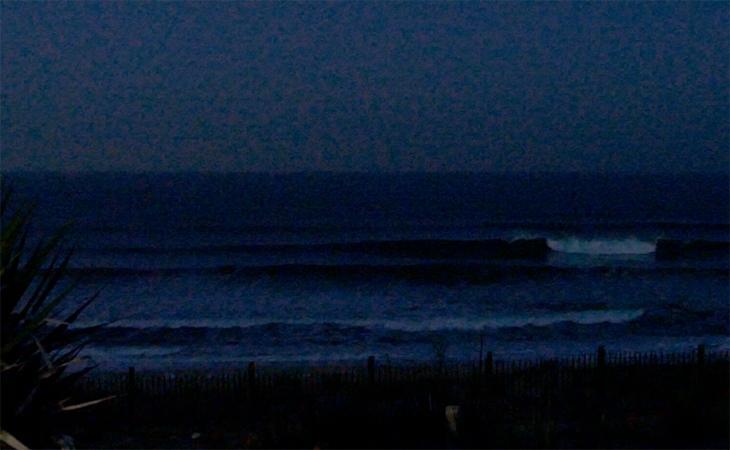Lacanau Surf Report Vidéo - Mercredi 22 Septembre 7H20
