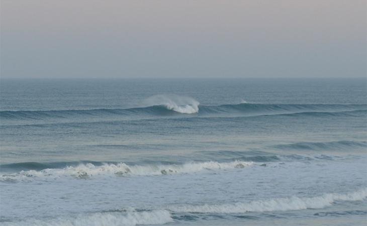 Lacanau Surf Report Vidéo - Mercredi 22 Septembre 8H15