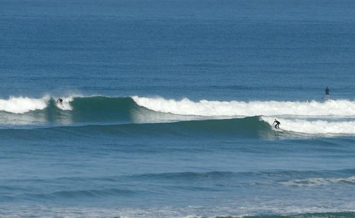 Lacanau Surf Report Vidéo - Mercredi 22 Septembre 11H30