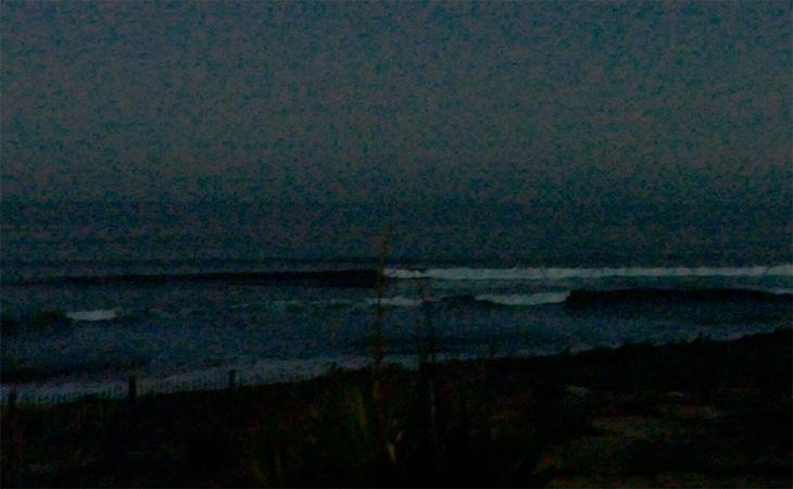 Lacanau Surf Report Vidéo - Jeudi 23 Septembre 7H20