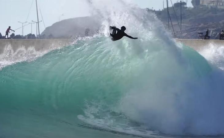 VIDEO DU JOUR   Mason Ho - Port Dog Wedge