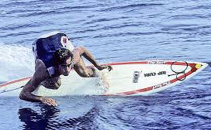 Encyclopédie du Surf - Tom Curren