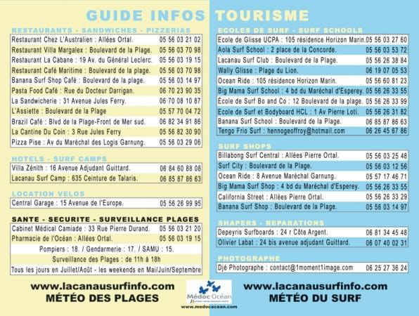 GUIDE DES MARÉES 2013
