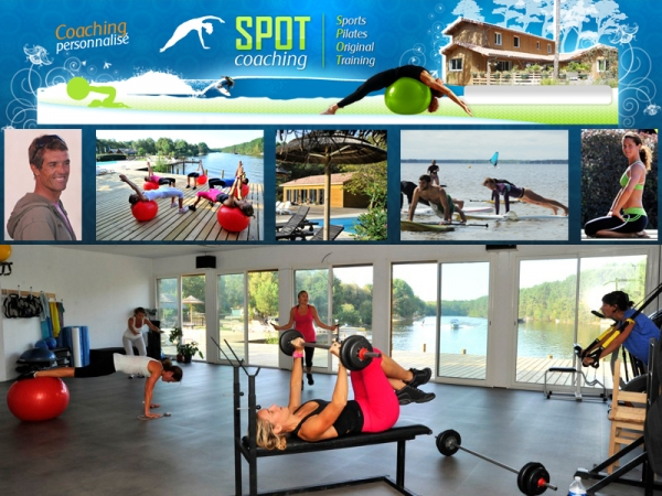 le spot pilates training zumba nrgym physique surf