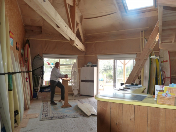 Atelier Gerard Depeyris Surfboards
