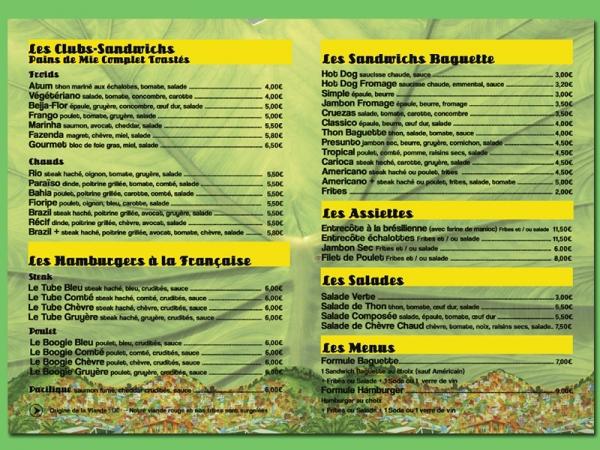 Brazil Café Lacanau