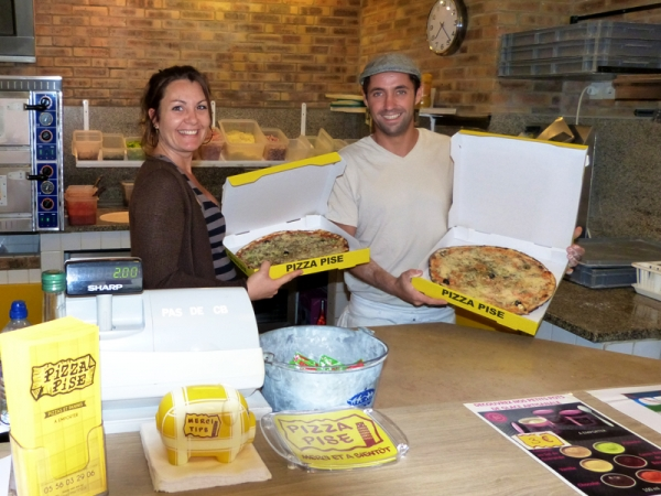 Pizza Pise - Pizzeria à Lacanau