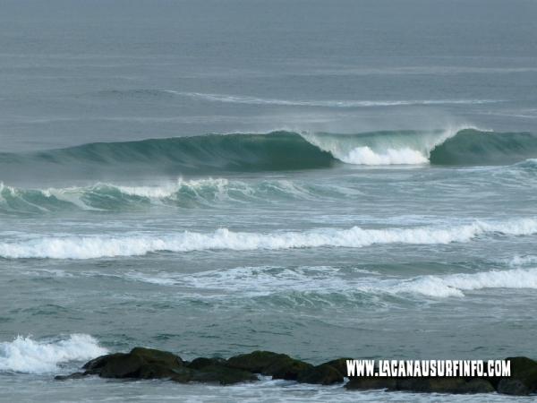 bilan météo surf mai