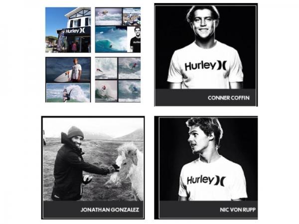 Hurley Surf Shop Lacanau