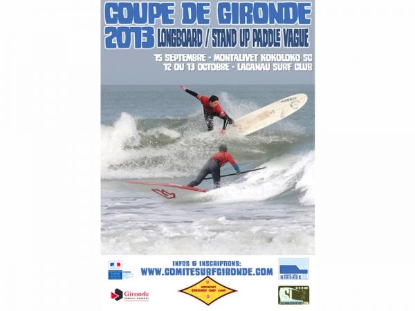 Coupe de Gironde Montalivet Longboard SUP