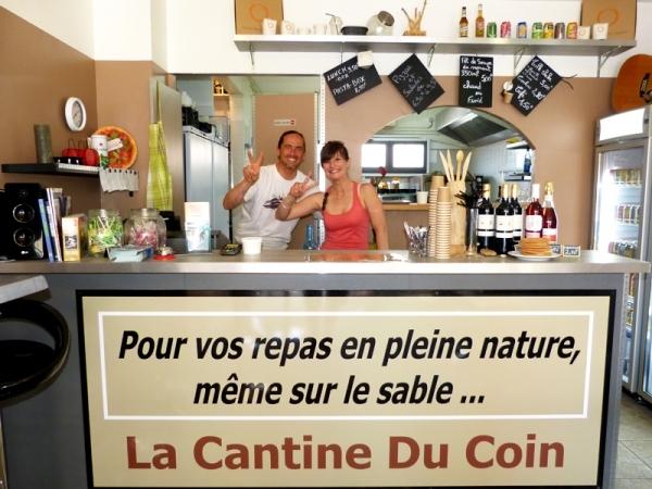 ouverture de La Cantine Du Coin