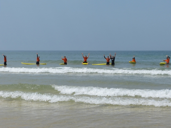 Banana Surf Shop Café and School - BANANA SURF SCHOOL