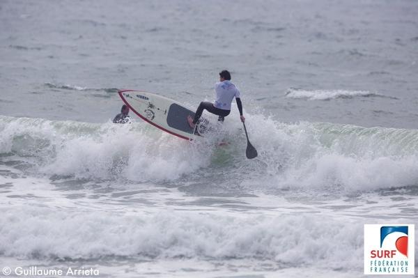 Résultats Coupe de France Longboard - SUP - Tandem