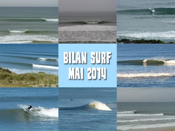 Bilan Surf Mai 2014
