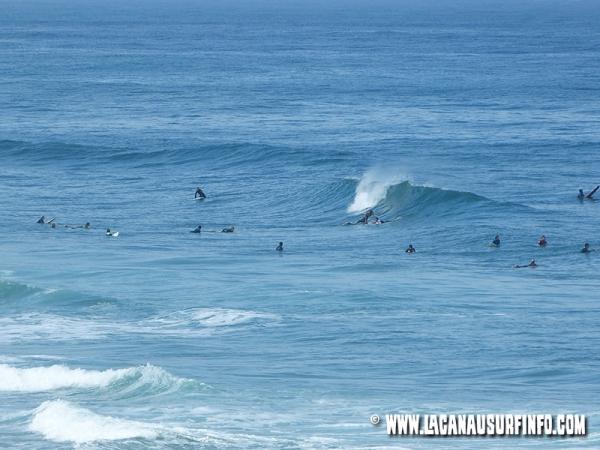 Bilan Surf Juillet 2014