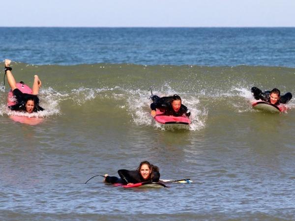 Ecole de surf Ocean Ride
