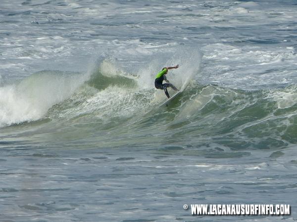 Bilan Surf Août 2014