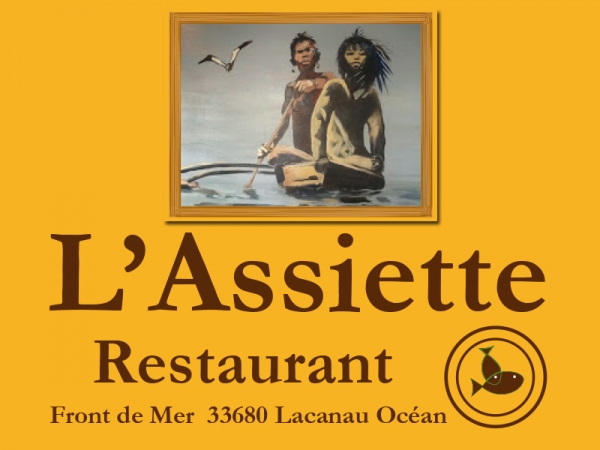 RESTAURANT L'ASSIETTE LACANAU