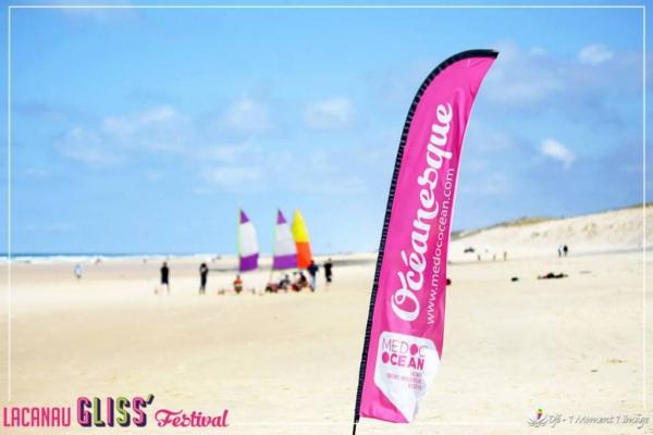 Lacanau Gliss Festival et exposition Gliss Art 2015